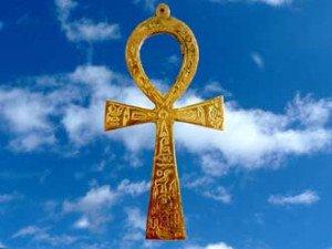 Croix ansée catholique